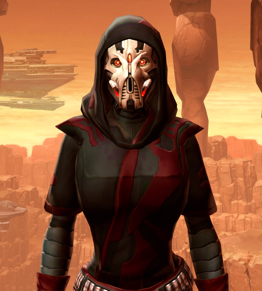 Swtor Dark Seekers Armor