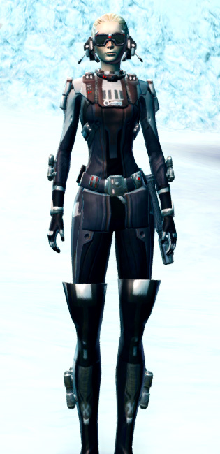 Deadeye Armor Set Outfit from Star Wars: The Old Republic.