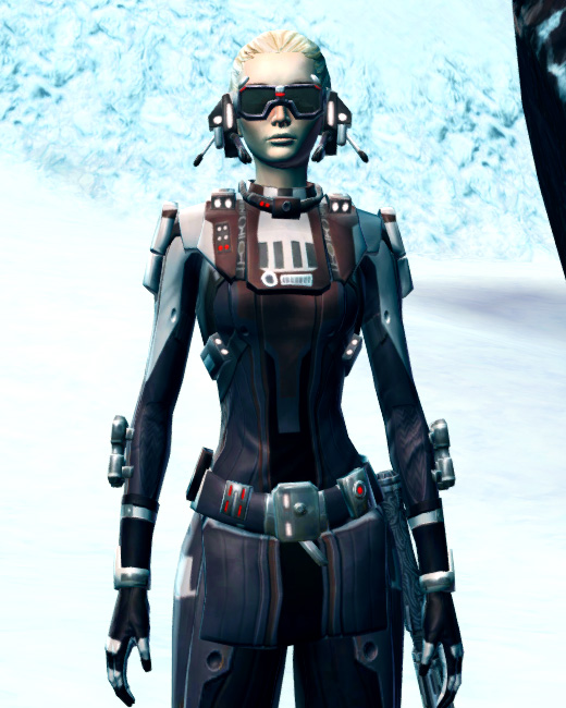 Deadeye Armor Set Preview from Star Wars: The Old Republic.
