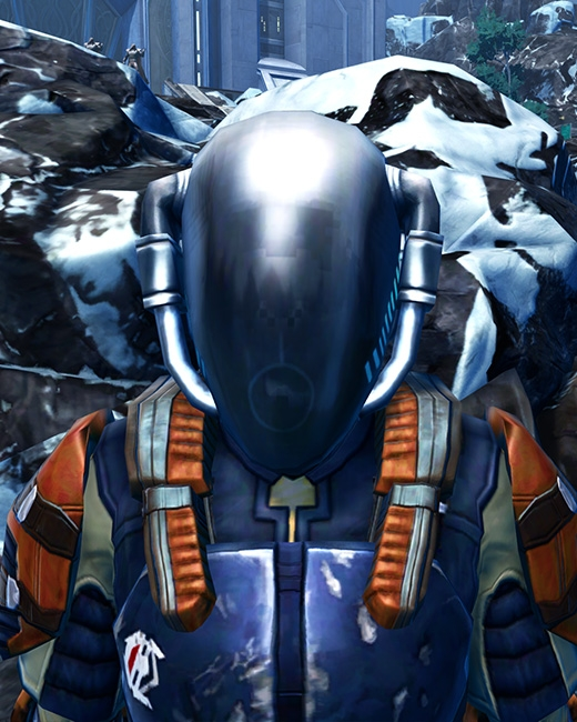 Deep Space Starfighter Helmet Armor Set Preview from Star Wars: The Old Republic.