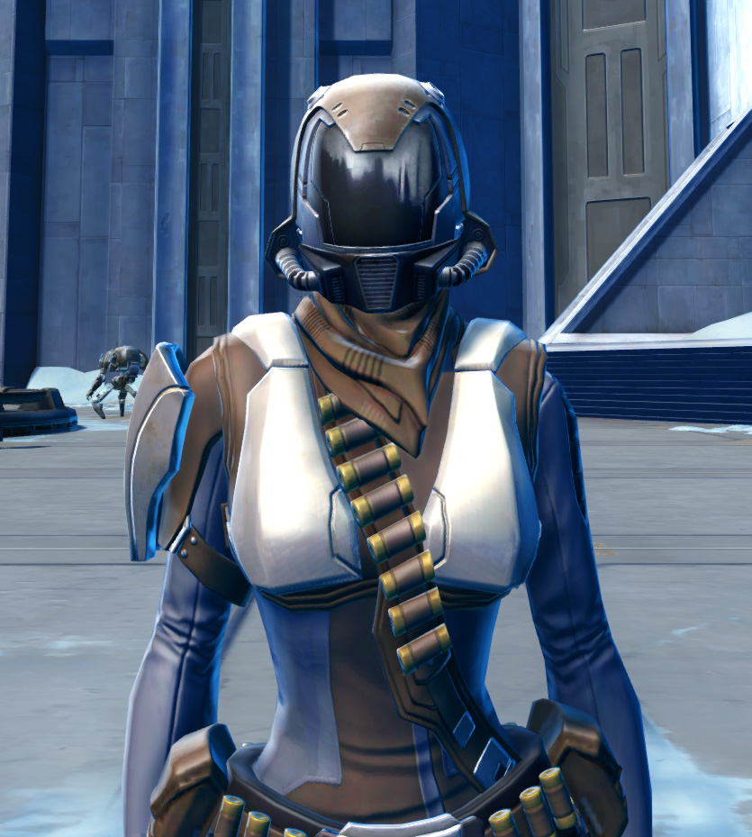 Defiant Asylum MK-16 (Armormech) Armor Set from Star Wars: The Old Republic.