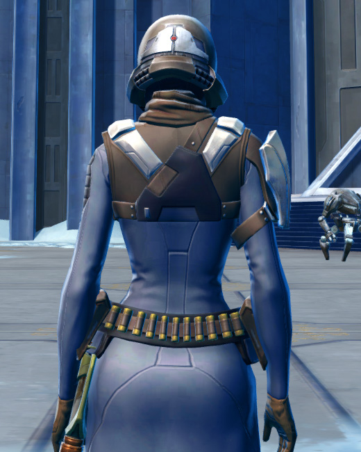Defiant Asylum MK-16 (Armormech) Armor Set Back from Star Wars: The Old Republic.
