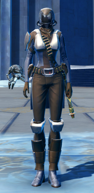 Defiant Asylum MK-16 (Armormech) Armor Set Outfit from Star Wars: The Old Republic.