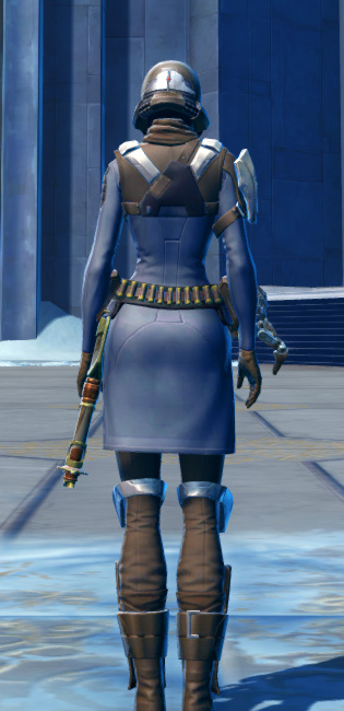 Defiant Asylum MK-16 (Armormech) Armor Set player-view from Star Wars: The Old Republic.