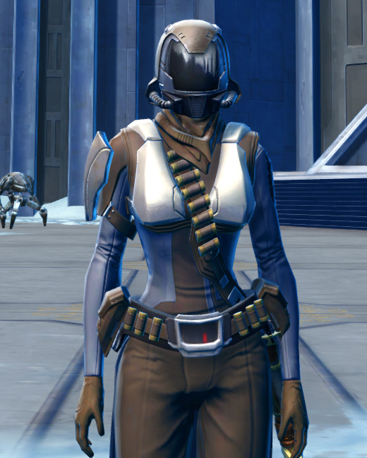 Defiant Asylum MK-16 (Armormech) Armor Set Preview from Star Wars: The Old Republic.