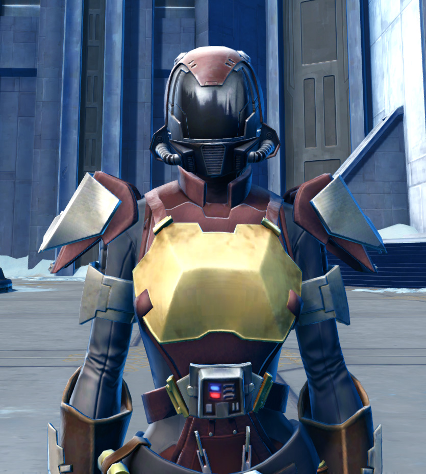 Defiant Asylum MK-16 (Synthweaving) Armor Set from Star Wars: The Old Republic.