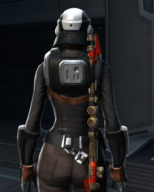 Defiant Onslaught MK-26 (Armormech) (Imperial) Armor Set Back from Star Wars: The Old Republic.