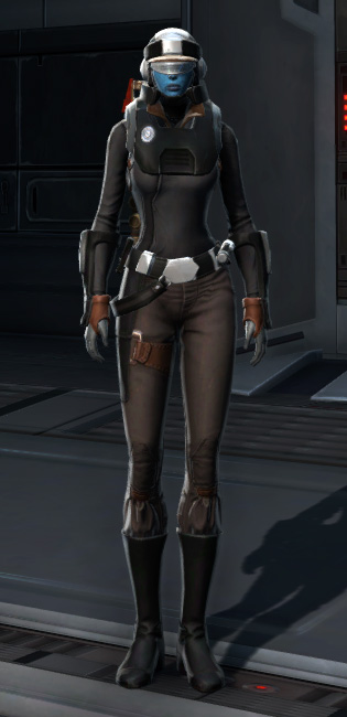 Defiant Onslaught MK-26 (Armormech) (Imperial) Armor Set Outfit from Star Wars: The Old Republic.
