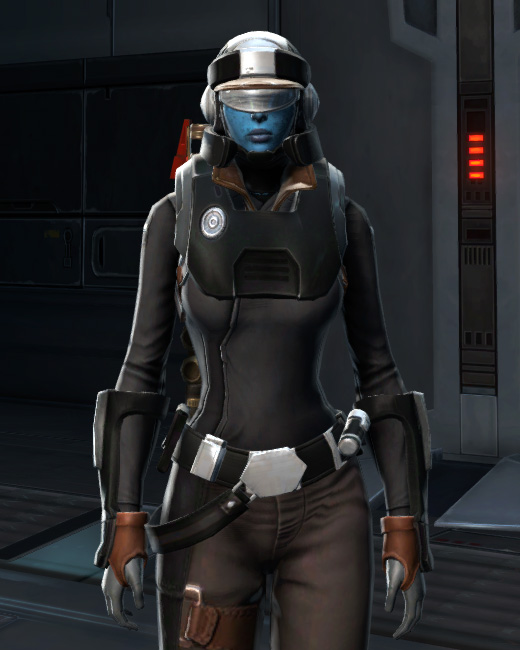 Defiant Onslaught MK-26 (Armormech) (Imperial) Armor Set Preview from Star Wars: The Old Republic.