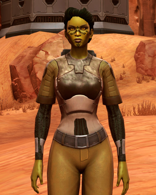 Dense Cuirass (Imperial) Armor Set Preview from Star Wars: The Old Republic.