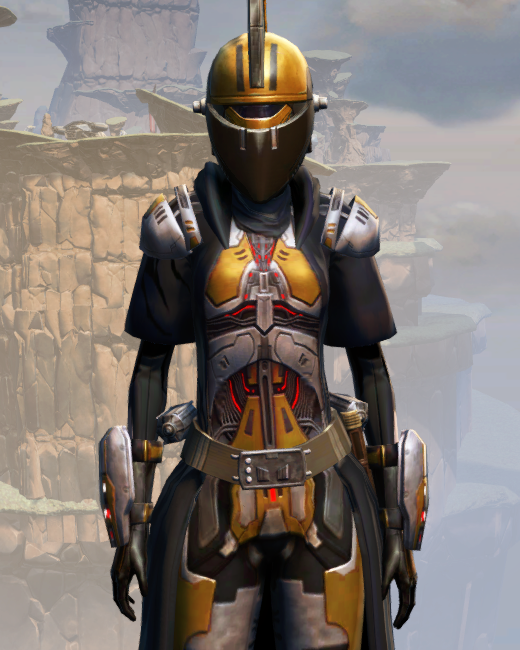 Destroyer Armor Set Preview from Star Wars: The Old Republic.