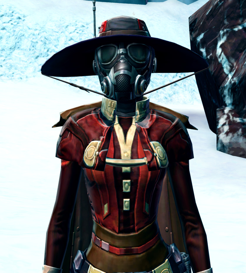 Devious Outlaw Armor Set from Star Wars: The Old Republic.