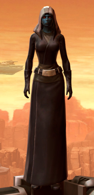 Diabolist Armor Set Outfit from Star Wars: The Old Republic.