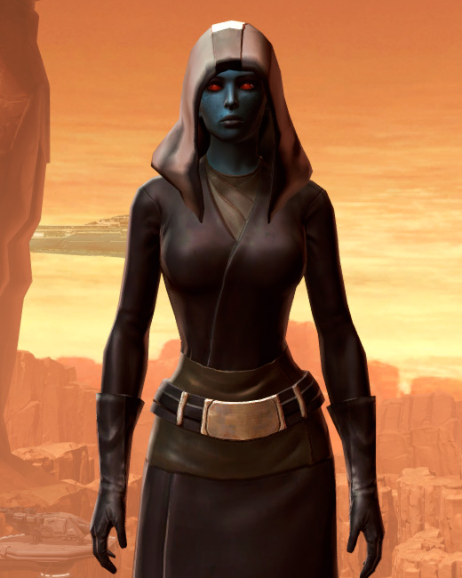 Diabolist Armor Set Preview from Star Wars: The Old Republic.
