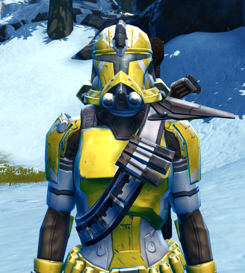 Diatium Onslaught Armor Set from Star Wars: The Old Republic.