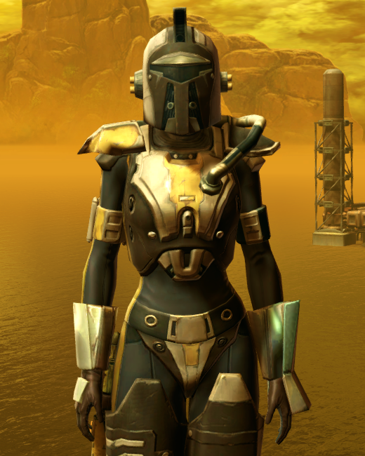 Diatium Onslaught Armor Set Preview from Star Wars: The Old Republic.