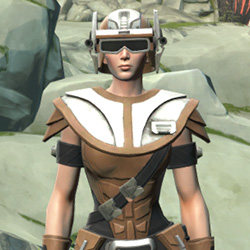 Diligent Engineer's Armor Set armor thumbnail.