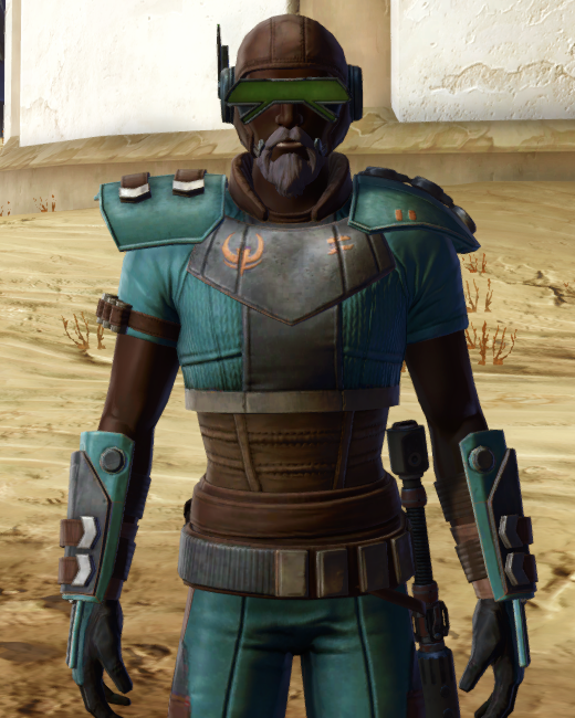 Discharged Infantry Armor Set Preview from Star Wars: The Old Republic.