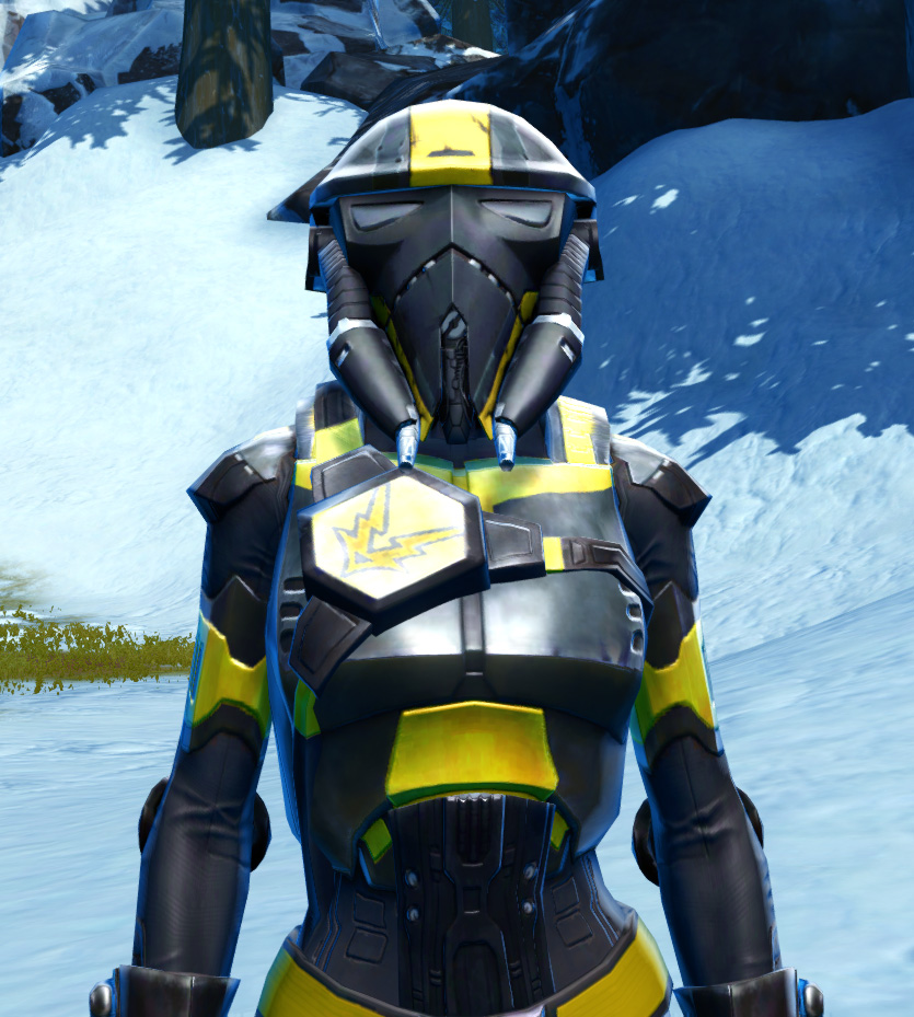 Dread Host Armor Set from Star Wars: The Old Republic.