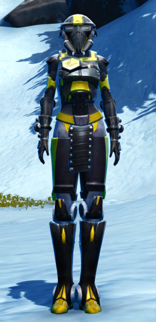 Dread Host Armor Set Outfit from Star Wars: The Old Republic.