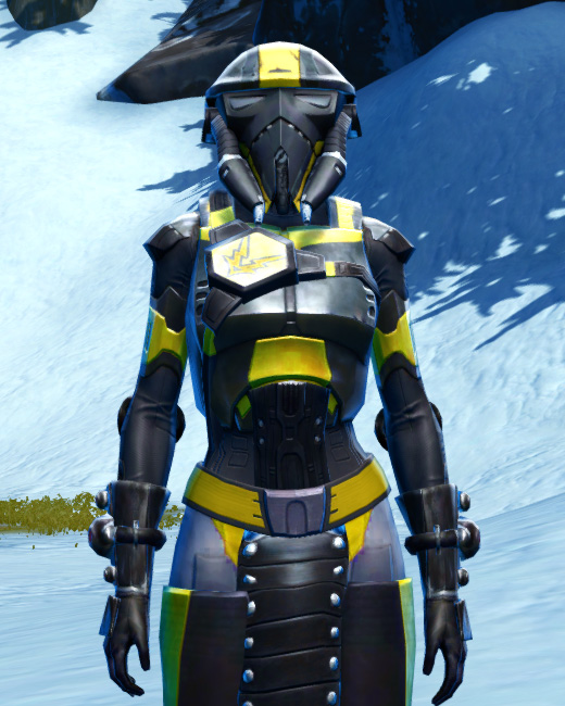 Dread Host Armor Set Preview from Star Wars: The Old Republic.