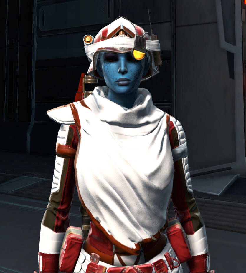 Dreamsilk Force Expert Armor Set from Star Wars: The Old Republic.
