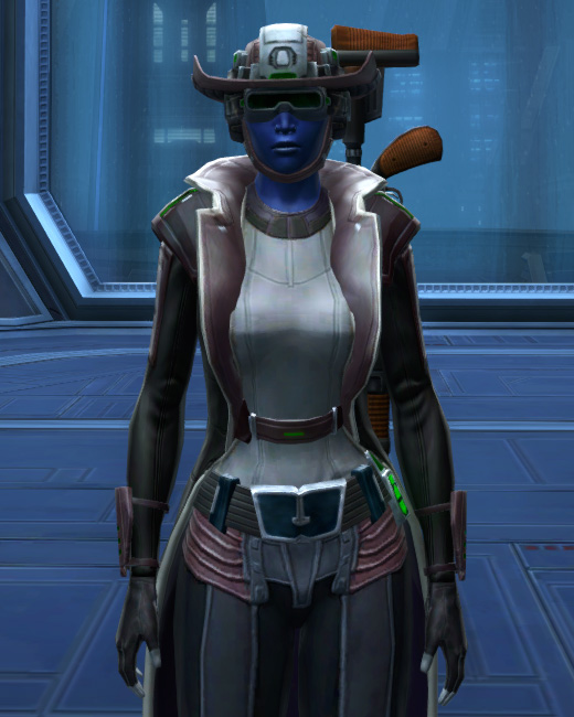 Dynamic Vandal Armor Set Preview from Star Wars: The Old Republic.
