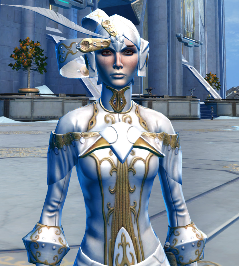 Elegant Armor Set from Star Wars: The Old Republic.