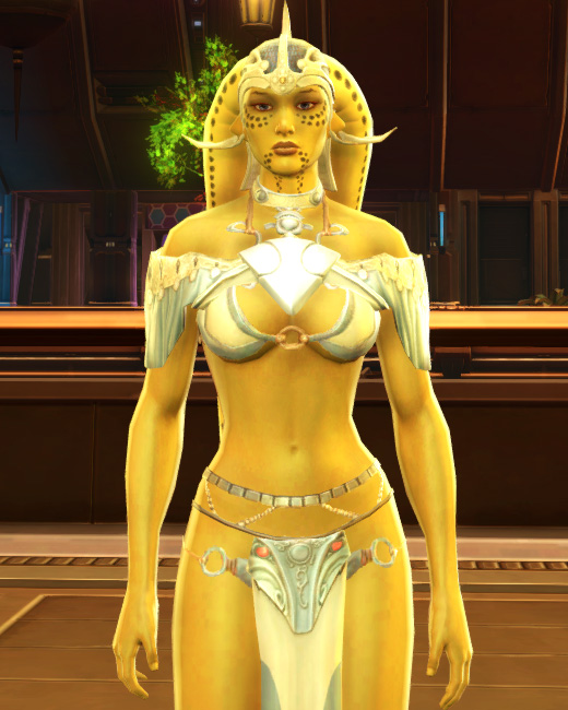 Elegant Loungewear Armor Set Preview from Star Wars: The Old Republic.
