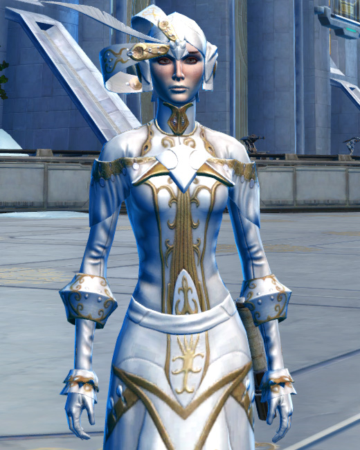 Elegant Armor Set Preview from Star Wars: The Old Republic.