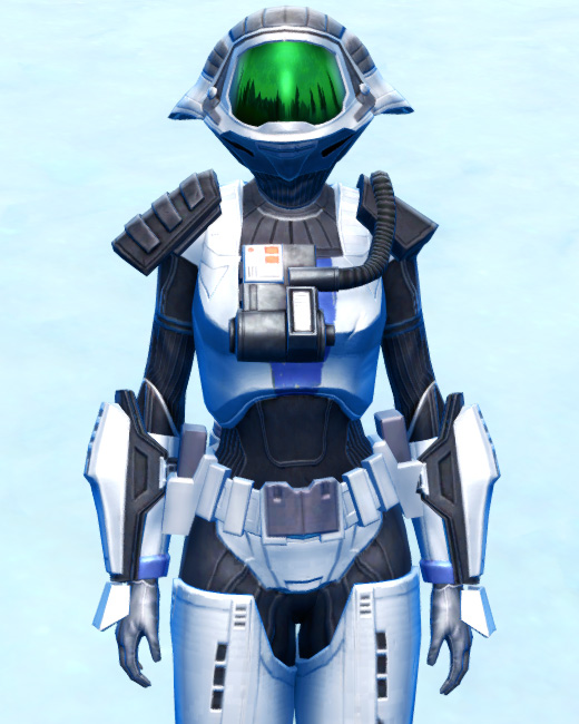 Elite Gunner Armor Set Preview from Star Wars: The Old Republic.