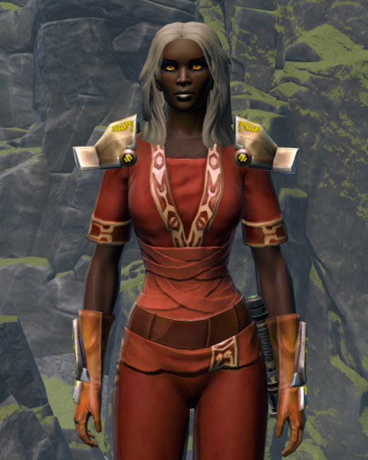 Energetic Champion Armor Set Preview from Star Wars: The Old Republic.
