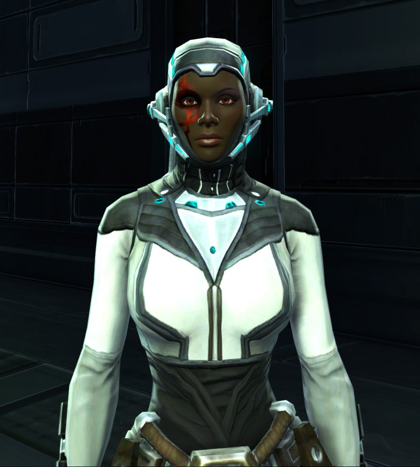 Energetic Combatant Armor Set from Star Wars: The Old Republic.