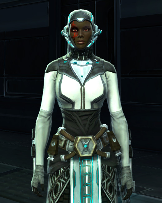 Energetic Combatant Armor Set Preview from Star Wars: The Old Republic.