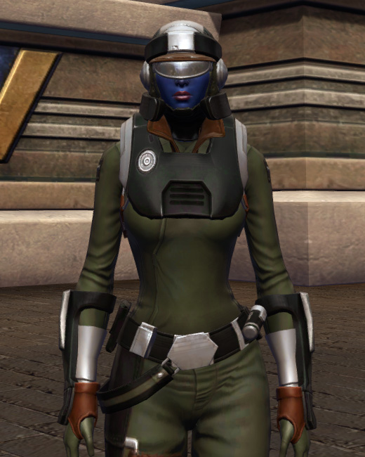 Established Foothold Armor Set Preview from Star Wars: The Old Republic.