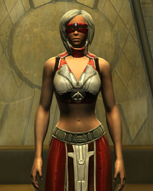 Eternal Battler Duelist Armor Set Preview from Star Wars: The Old Republic.