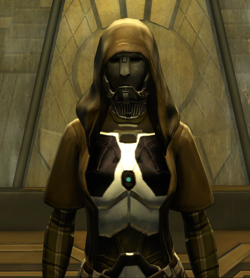 Eternal Conqueror Pummeler Armor Set from Star Wars: The Old Republic.