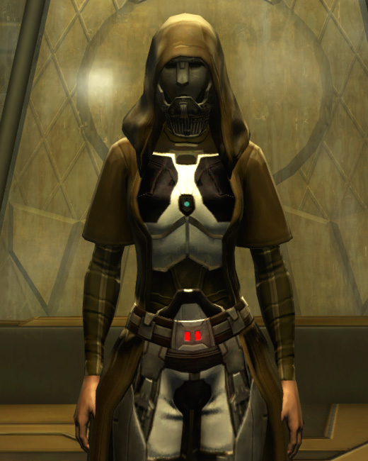 Eternal Battler Bulwark Armor Set Preview from Star Wars: The Old Republic.