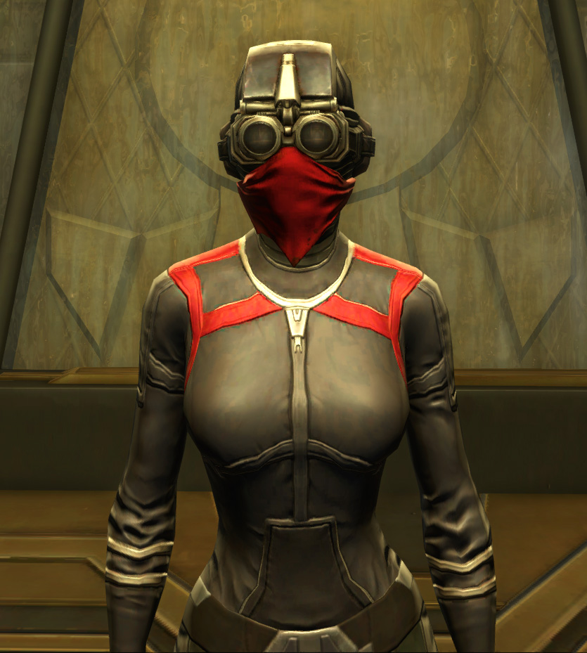Eternal Battler Targeter Armor Set from Star Wars: The Old Republic.