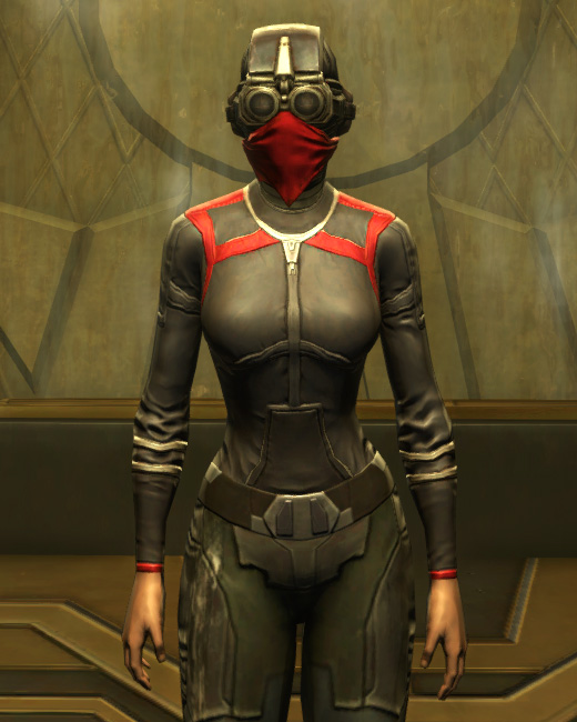 Eternal Battler Targeter Armor Set Preview from Star Wars: The Old Republic.