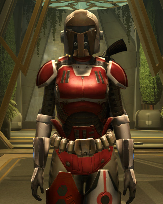 Eternal Conqueror Med-Tech Armor Set Preview from Star Wars: The Old Republic.