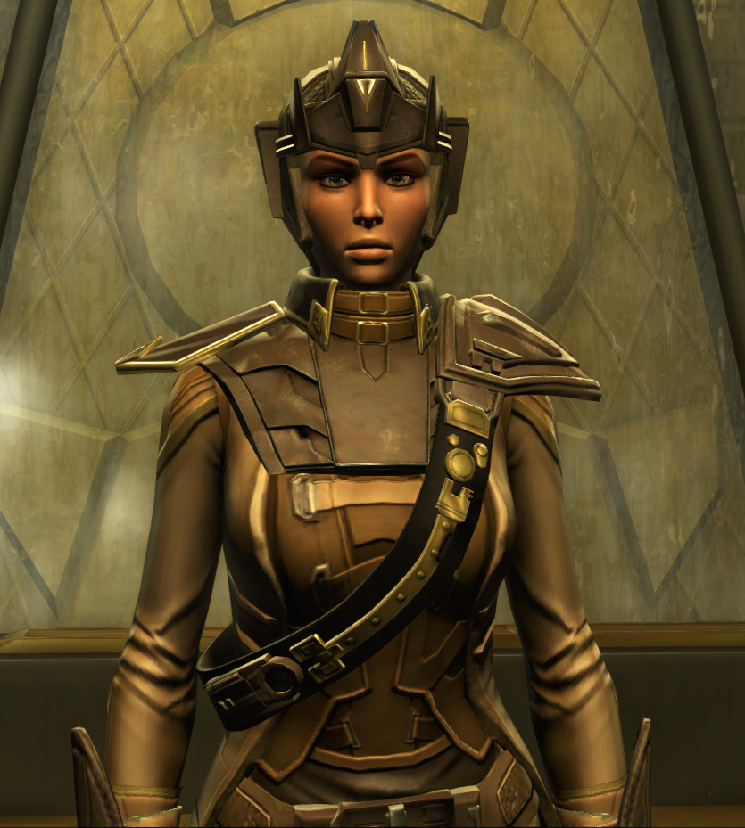 The Final Breath Armor Set from Star Wars: The Old Republic.