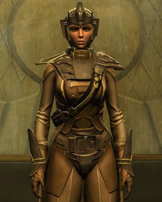 The Final Breath Armor Set Preview from Star Wars: The Old Republic.