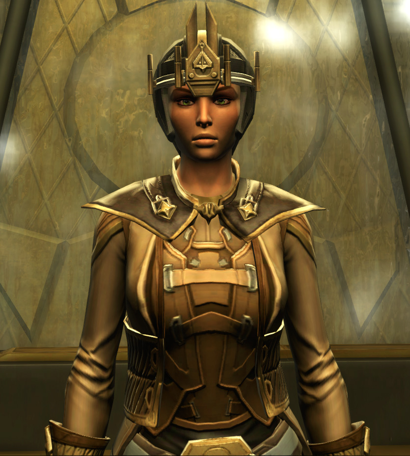 Avenger Armor Set from Star Wars: The Old Republic.