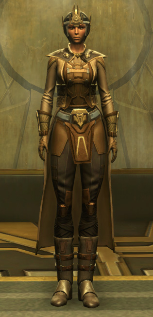 Avenger Armor Set Outfit from Star Wars: The Old Republic.