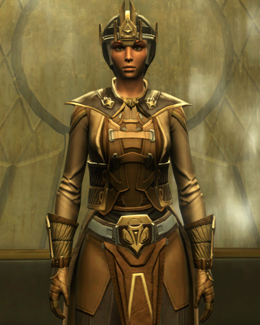 Avenger Armor Set Preview from Star Wars: The Old Republic.