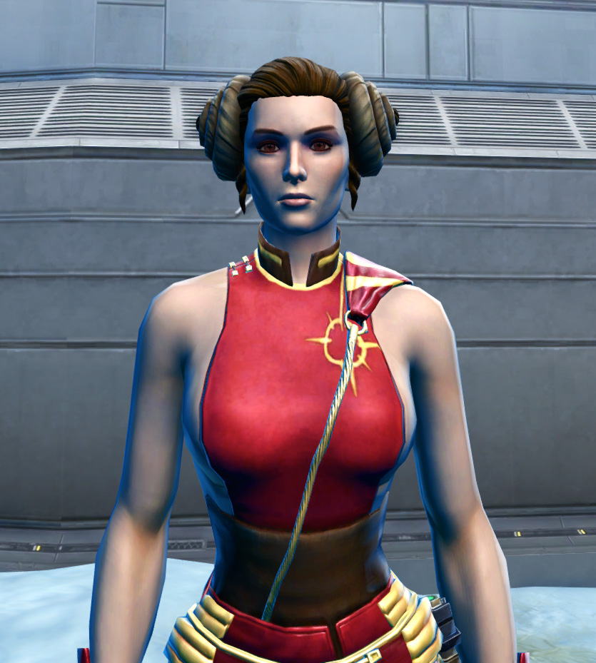 Euphoric Corellian Armor Set from Star Wars: The Old Republic.