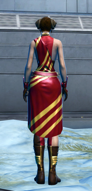 Euphoric Corellian Armor Set player-view from Star Wars: The Old Republic.