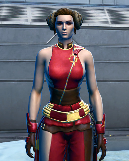 Euphoric Corellian Armor Set Preview from Star Wars: The Old Republic.