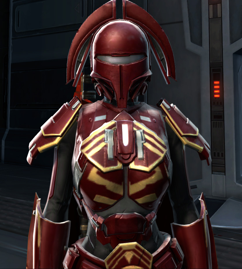Exarch Asylum MK-26 (Armormech) Armor Set from Star Wars: The Old Republic.